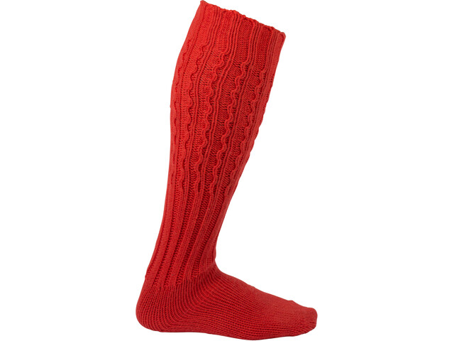 Amundsen Sports Traditional Socks Weathered Red